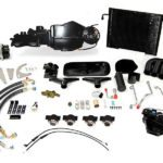1967 DODGE CHARGER COMPLETE AC SYSTEM