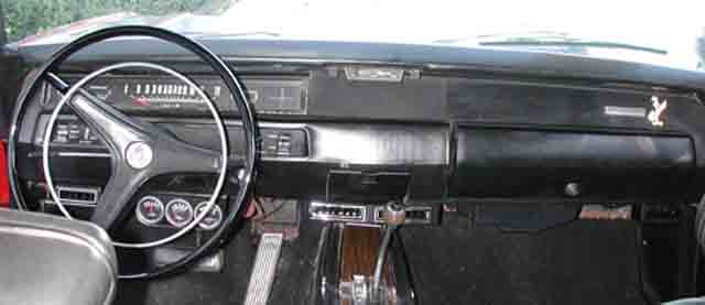 1968 Dodge Charger Air Conditioning System 68 Dodge