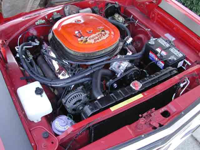 1970 Dodge Superbee Air Conditioning Kit   70 Dodge Superbee AC