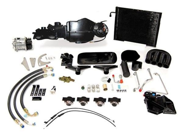 Barracuda E-Body A/C Systems