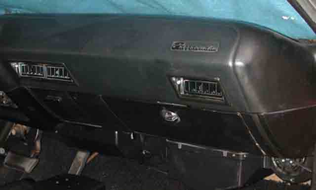 as well Plymouth Cuda Ac Passenger Vent together with Ford Thunderbird Center Louver also Chevrolet Pickup Truck  pressor additionally Ford Pickup Driver Side Ac Vent. on 1963 pontiac lemans