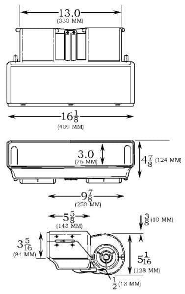 universal underdash air conditioning system