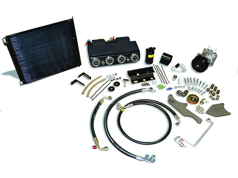1967 FORD MUSTANG AC DAILY DRIVER COMPLETE KIT