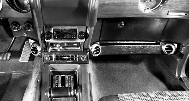 Ford Mustang Ac Daily Driver Underdash on 1979 Corvette Air Conditioning System