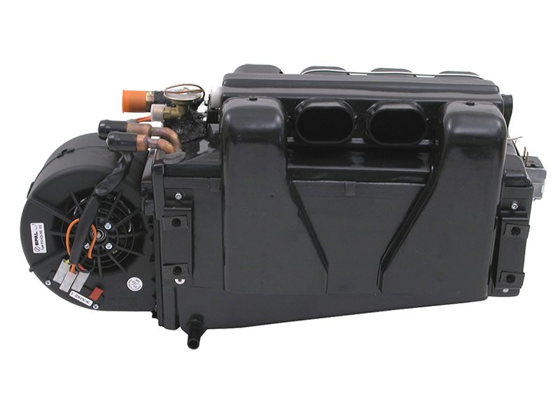 Street Rod Air Conditioners : Street rod cooler ii universal air conditioning system