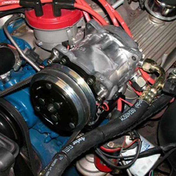 Ford Falcon Ac Compressor X