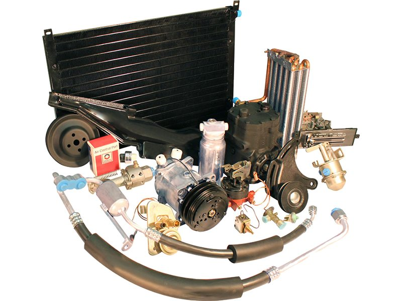 OEM REPLACEMENT PARTS | Classic Auto Air - Air Conditioning