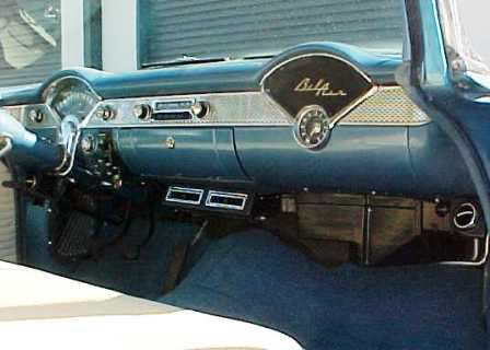 1955 Chevy Tri 5 Sedan Air Conditioning Kit 55 Chevy