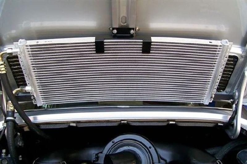1969 porsche 911 non turbo lhd air conditioning system   69 porsche ac