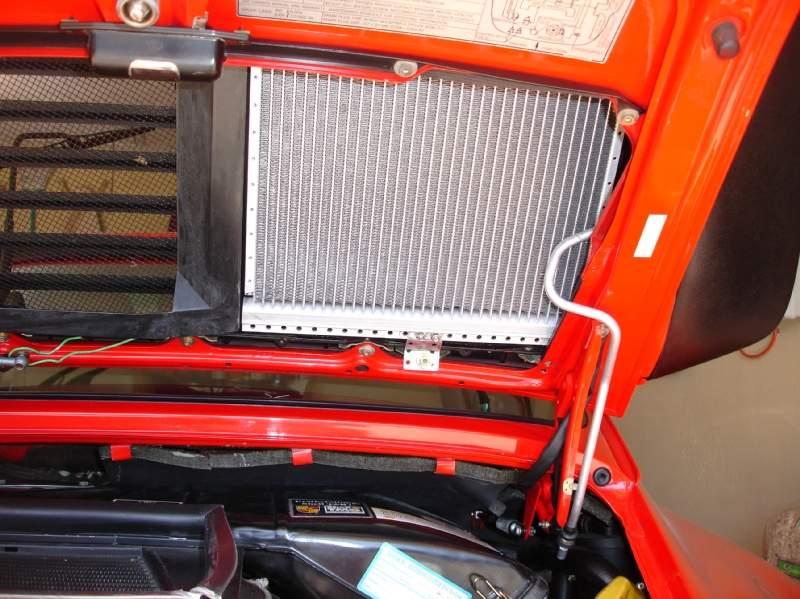 1986 Volkswagen Porsche 930 Condenser Kit Classic Auto