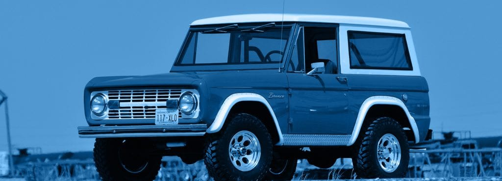 Bronco Air Conditioning Parts & Systems