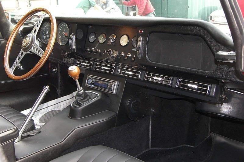 Jaguar E Type >> 1967 Jaguar E Type Series 1 4 2 Lhd Air Conditioning System 67