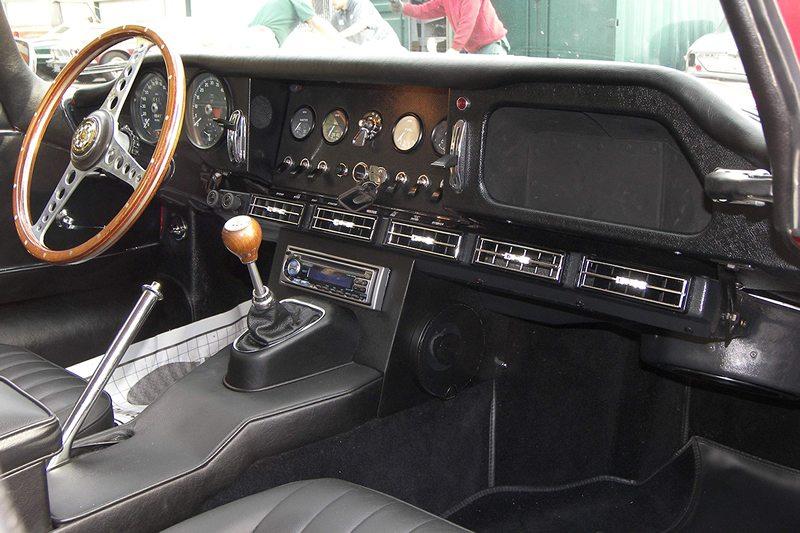 Jaguar E Type >> 1967 Jaguar E Type Series 1 4 2 Lhd Air Conditioning Kit 67 Jaguar Ac