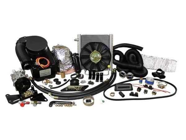 1974 TRIUMPH TR6 LHD COMPLETE AC SYSTEM