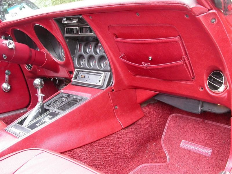 1976 Chevy Corvette Air Conditioning System | 76 Chevy ...