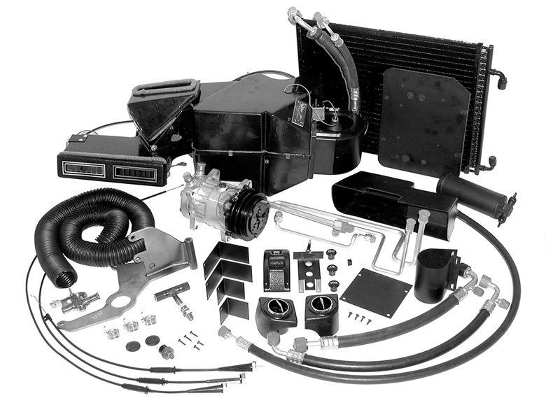 CHEVROLET 210 SEDAN AC COMPLETE SYSTEM
