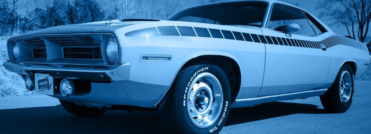 Plymouth Cuda Air Conditioning | Cuda AC Systems and OEM Restoration