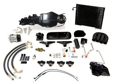 DODGE DART GT COMPLETE AC SYSTEM
