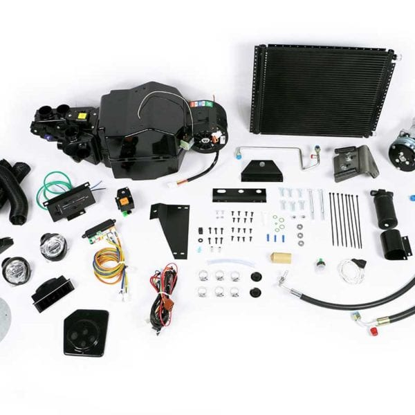 1970 Mustang Ford Air Conditioning Systems Kit from Classic Auto Air