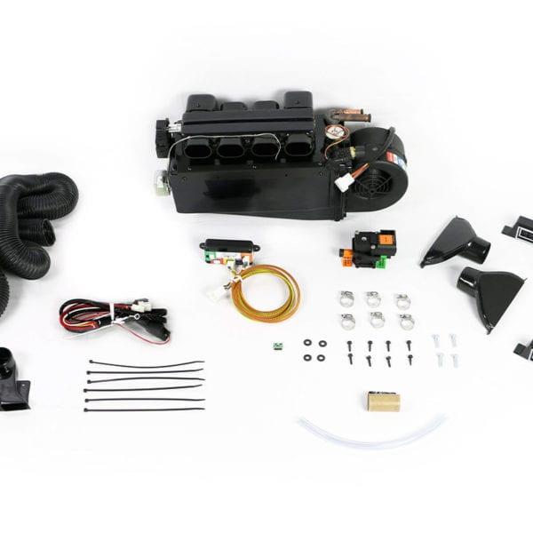 Street Rod Cooler Iii Universal Air Conditioning Kit