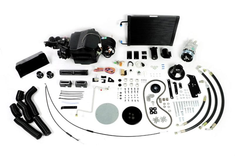 1974 DODGE DART SPORT – SPORT 340 AIR CONDITIONING SYSTEM complete kit