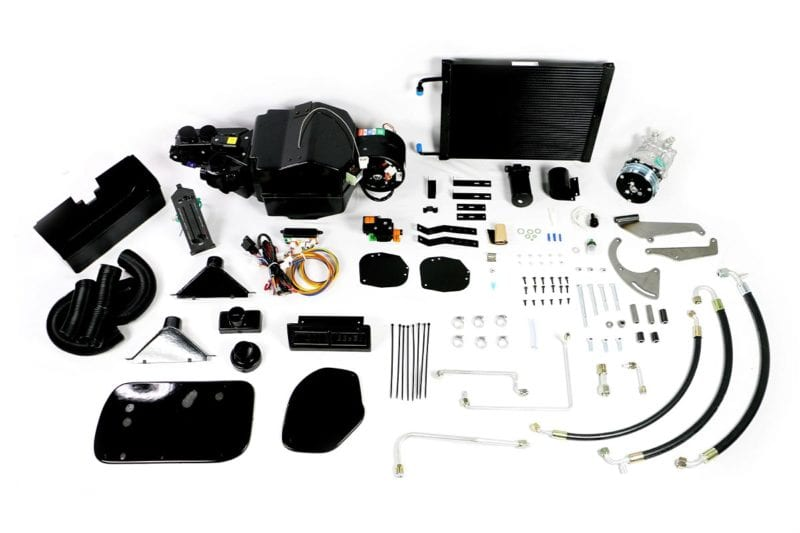 1969 Chevy Camaro Air Conditioning Systems Kit from Classic Auto Air