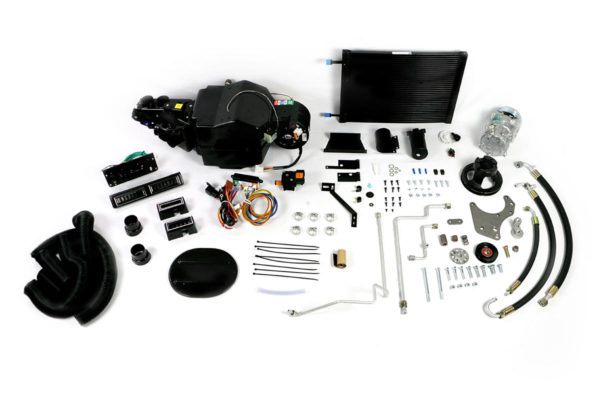 Complete Mopar B-Body A/C System designed specifically to bolt into your Mopar B-Body with minimum modification to your vehicle